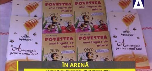 ACC - IA - Targul Mierii Bucureti 29 - 31 martie - Apidava - Realizator Cecilia Caragea