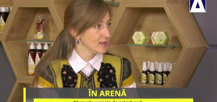 ACC - IA - Targurile apicole de primavara - Apidava - Realizator Cecilia Caragea