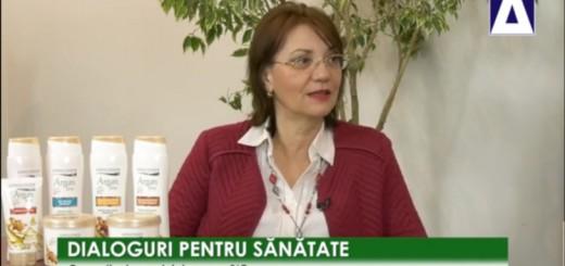 DPS - Cosmeticele cu ulei de argan BIO - Gerocossen - Realizator Cecilia Caragea