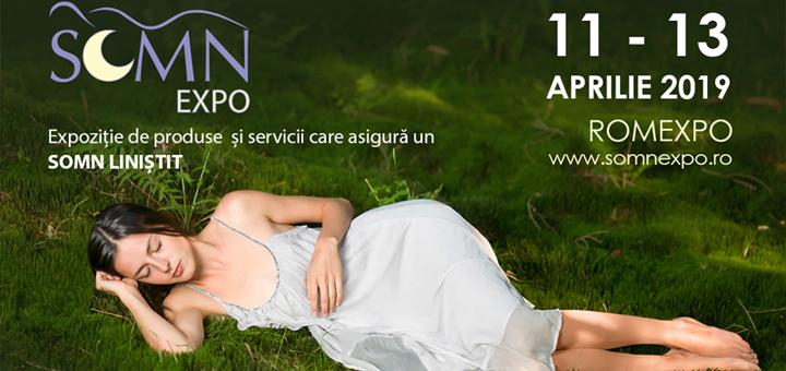 Somn Expo, cea mai relaxanta expozitie din Romania, la Romexpo