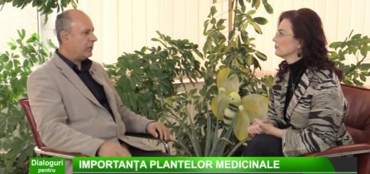 DPS - Despre apifitoterapie I - Medika TV - Realizator Cecilia Caragea