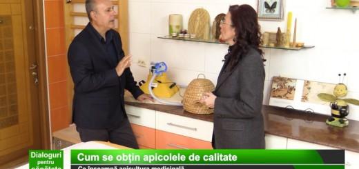 DPS - Despre apifitoterapie III - Medika TV - Realizator Cecilia Caragea
