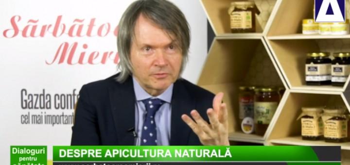 ACC - DPS - Despre apicultura naturala - Apidava - Realizator Cecilia Caragea