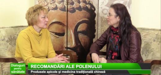 DPS - Apicolele si medicina traditionala chineza - Medika TV - Arena Communications