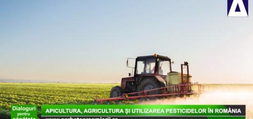 DPS - Apicultura, agricultura si utilizarea pesticidelor in Romania - Apidava - Realizator Cecilia Caragea
