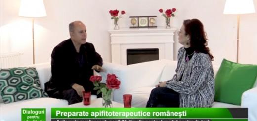 DPS - Despre apifitoterapie V - Medika TV - Realizator Cecilia Caragea