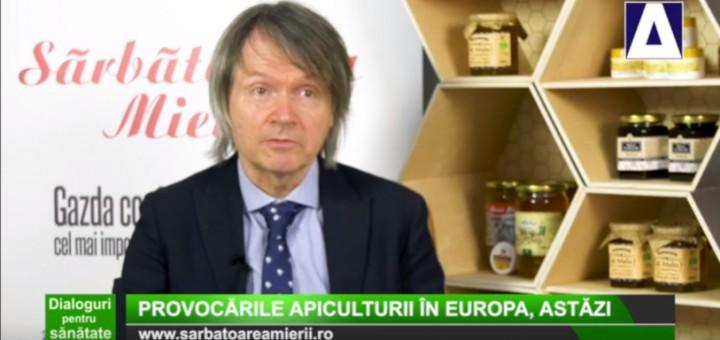DPS - Provocarile apiculturii in Europa, astazi - Apidava - Realizator Cecilia Caragea