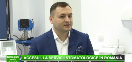 DPS - Stomatologia romaneasca, provocari si perspective - Clinicile Dr. Leahu - Arena Communications