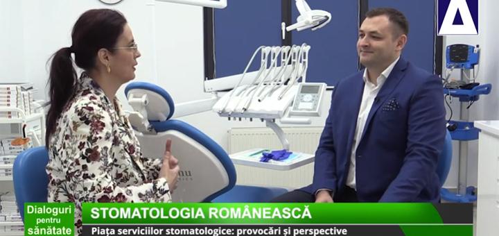 Dialoguri pentru sanatate - Piata serviciilor stomatologice, provocari si perspective