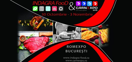 Indagra Food si Carnexpo 2019
