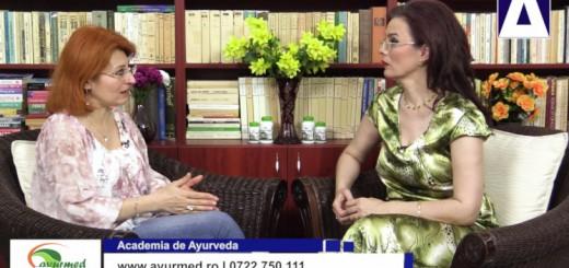 ACC- AA - Cum sa reducem stresul si sa ne gasim linistea - Ayurmed - Realizator Cecilia Caragea