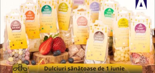 ACC - CA - Dulciuri sanatoase de 1 iunie - Apidava - Realizator Cecilia Caragea