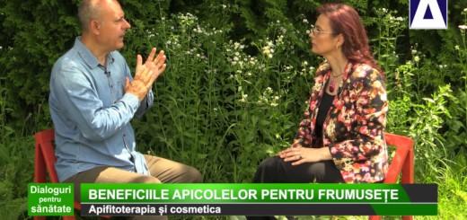DPS - Bemeficiile apicolelor pentru frumusete - Apidava - realizator Cecilia Caragea