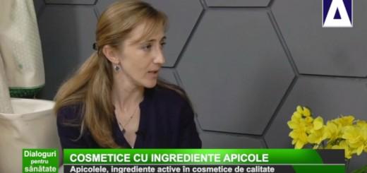 DPS - Cosmetice cu ingrediente apicole - Apidava - realizator Cecilia Caragea