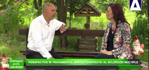 DPS - Perspective in tratamentul apifitoterapeutic al sclerozei multiple - Apidava - Realizator Cecilia Caragea