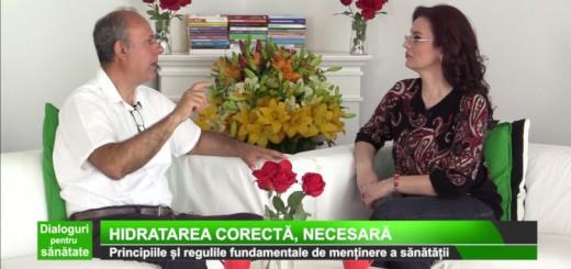 DPS - Principiile si regulile generale de mentinere a sanatatii - Medika TV - Arena Communications