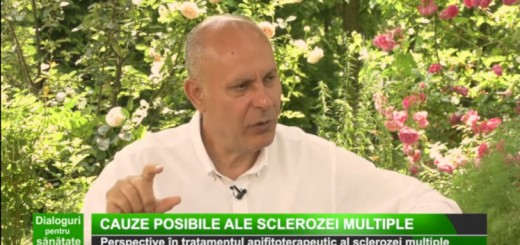 DPS pe Medika TV - Perspective in tratamentul sclerozei multiple - Apidava - Arena Communications