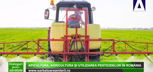 Dialoguri pentru sanatate – Apicultura, agricultura si utilizarea pesticidelor in Romania (FRANCEZA)