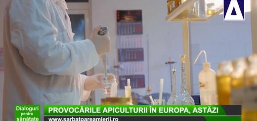 Dialoguri pentru sanatate – Provocarile apiculturii in Europa, astazi (FRANCEZA)
