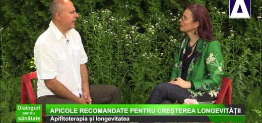 DPS - Apifitoterapia si longevitatea - Apidava - Realizator Cecilia Caragea