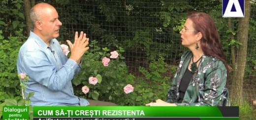DPS - Apifitoterapia si medicina sportiva - Apidava - Realizator Cecilia Caragea