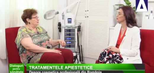 DPS - Despre cosmetica profesionala in Romania - Apidava - Realizator Cecilia Caragea