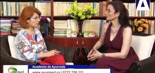 ACC - AA - Remedii ayurvedice pentru acnee - Ayurmed - Realizator Cecilia Caragea