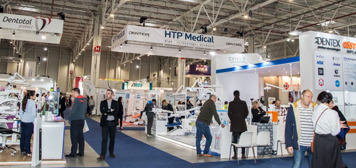Congresul Stomatologia 3D, la Romexpo