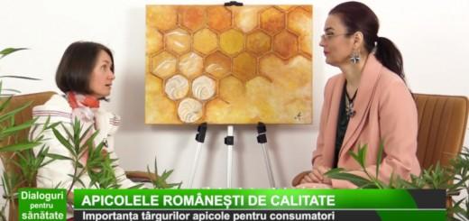 DPS Medika TV - Despre Sarbatoarea Mierii de la Blaj - Apidava - Realizator Cecilia Caragea