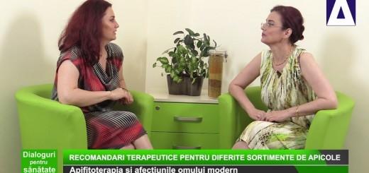 DPS - Recomandari terapeutice pentru diferite sortimente de apicole - Apidava - Realizator Cecilia Caragea