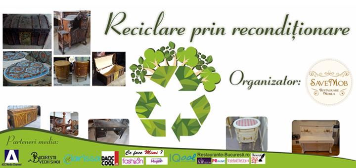 Programul Reciclare prin reconditionare, derulat de SaveMob Group