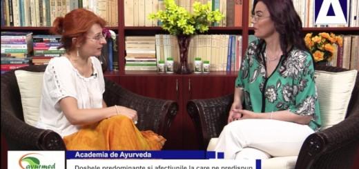 ACC - AA - Doshele predominante si actiunile la care ne predispun - Ayurmed - Realizator Cecilia Caragea