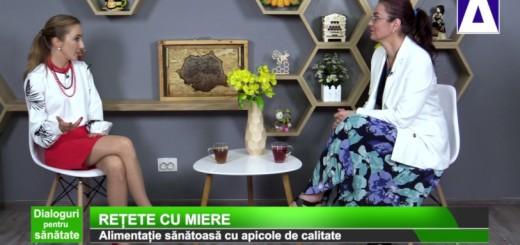 DPS - Alimentatie sanatoasa cu apicole de calitate - Apidava - Realizator Cecilia Caragea