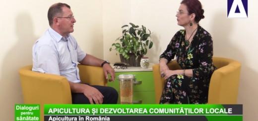 DPS - Apicultura in Romania - Apidava - Realizator Cecilia Caragea