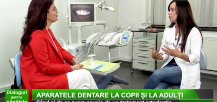 DPS Medika TV - Rolul aparatelor dentare si tipurile acestora - Dr. Madalina Trofin - Arena Communications
