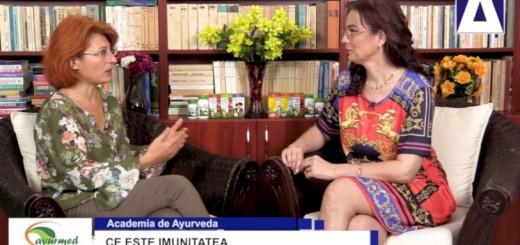 ACC - AA - Ce este imunitatea - Ayurmed - Realizator Cecilia Caragea