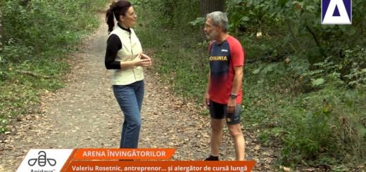 ACC - AI - Valeriu Rosetnic, alergator de cursa lunga - Apidava - Realizator Cecilia Caragea