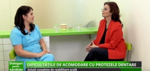 ACC - DPS Medika TV - Diferite solutii de reabilitare orala - Dental Excellence - Realizator Cecilia Caragea