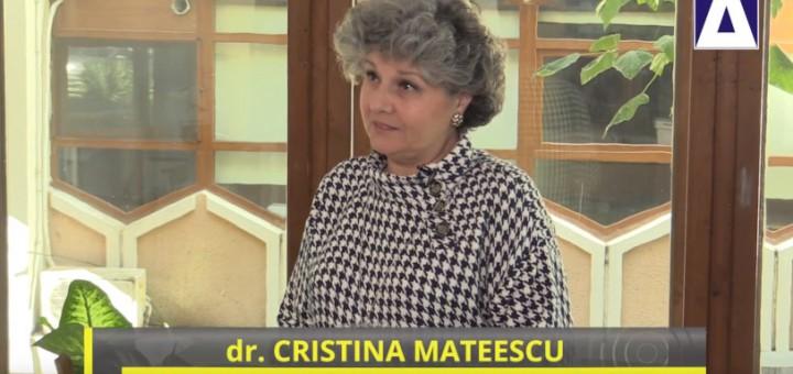 ACC - IA - Apicolele, alimente si medicamente, cu dr. Cristina Mateescu - Apidava - Realizator Cecilia Caragea