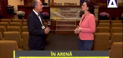 ACC - IA - Congresul National de Apiterapie 2019 - Apidava - Realizator Cecilia Caragea