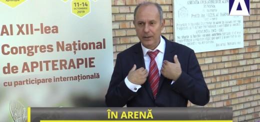 ACC - IA - Lucrarile Congresului de Apiterapie 2019 - Apidava - Realizator Cecilia Caragea