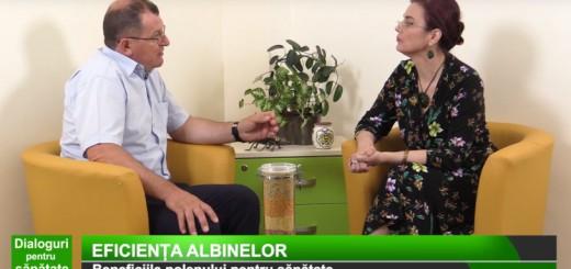 DPS Medika TV - Ce sunt si cum se recolteaza polenurile monoflore - Apidava - Realizator Cecilia Caragea