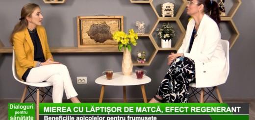 DPS Medika TV - Ingrijirea tenului cu produse naturale - Apidava - Realizator Cecilic Caragea