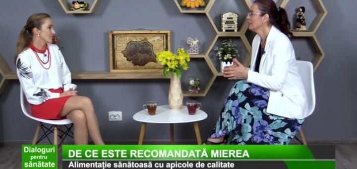 DPS Medika TV - Retete cu miere - Apidava - ARENA Communications