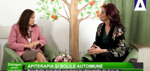 DPS - Apiterapia si bolile autoimune - Apidava - Realizator Cecilia Caragea