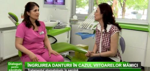 DPS Medika TV - Ingrijirea danturii in cazul viitoarelor mamici - Clinica Dental Excellence - Arena Communications