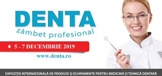 Expozitia internationala de produse si echipamente pentru medicina si tehnica dentara Denta II, la Romexpo