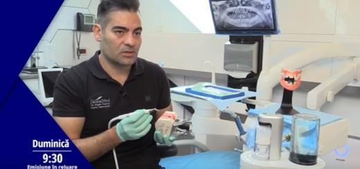 Reluare Rezolvarea intr-o singura sedinta a problemelor chirurgicale stomatologice