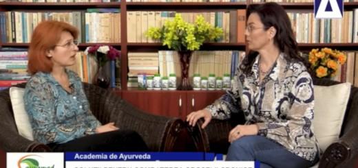 ACC - AA - Solutii pentru combaterea oboselii cronice - Ayurmed - Realizator Cecilia Caragea