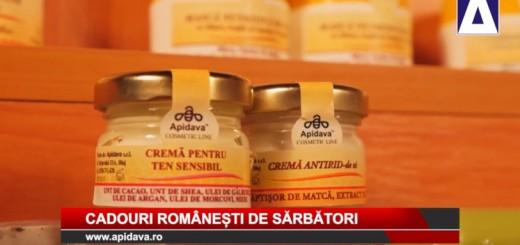 ACC - IA - Cadouri romanesti de sarbatori - Apidava - Realizator Cecilia Caragea